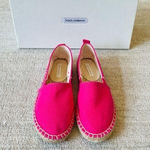 Dolce & Gabbana Girl's Espadrilles